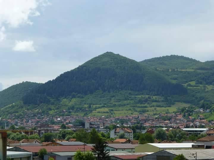 ボスニア,ピラミッド