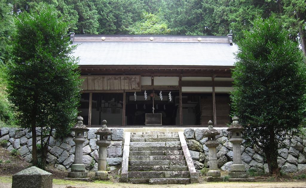 日吉山王神社