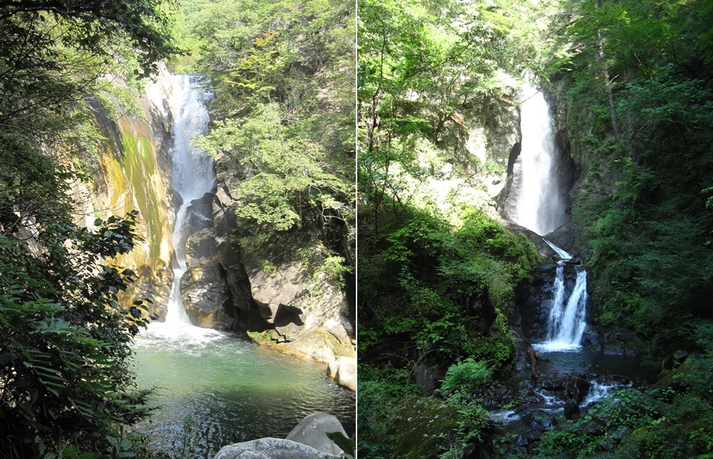 仙娥滝,大滝